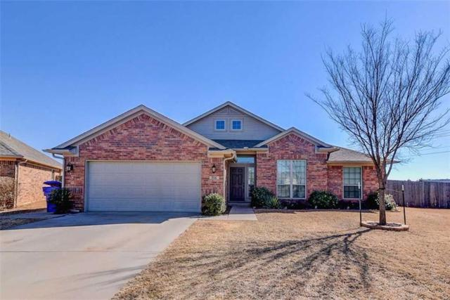 916 Carolyn Ridge, Norman, OK 73071 (MLS #806657) :: Wyatt Poindexter Group