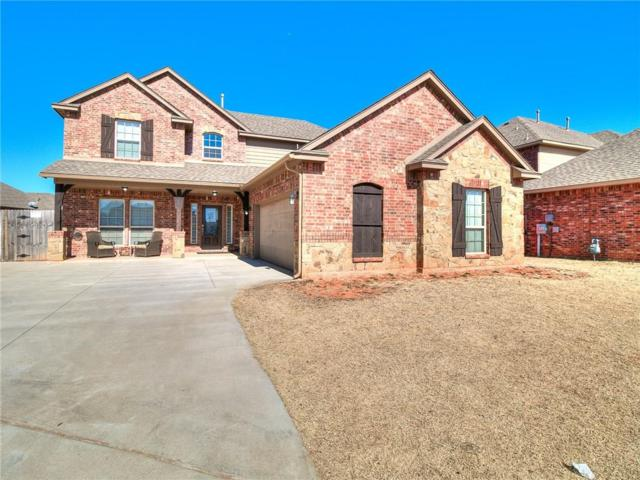 11009 SW 39th Court, Mustang, OK 73064 (MLS #806847) :: Wyatt Poindexter Group