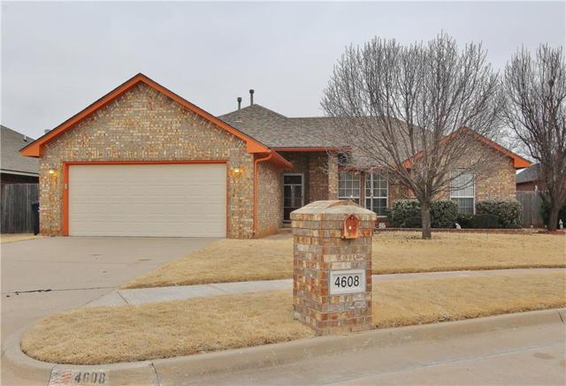 4608 Elk Creek Drive, Yukon, OK 73099 (MLS #806948) :: Wyatt Poindexter Group