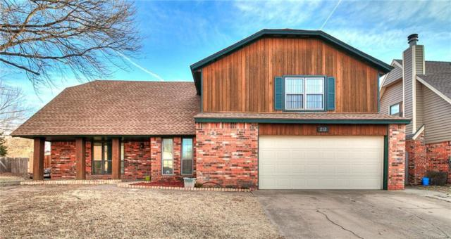 212 Americana Court, Norman, OK 73069 (MLS #806961) :: Wyatt Poindexter Group