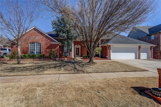 12732 Knight Hill Road, Oklahoma City, OK 73142 (MLS #807113) :: Wyatt Poindexter Group