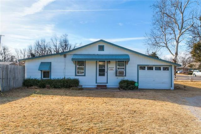 4004 NW 50th Street, Oklahoma City, OK 73112 (MLS #807141) :: Wyatt Poindexter Group