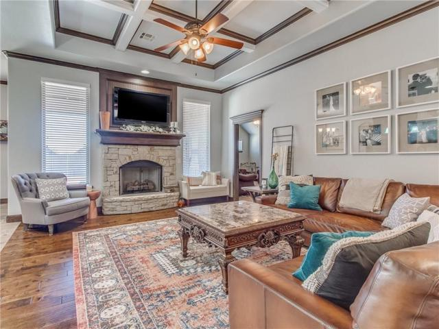 10916 Lansfaire Lane, Oklahoma City, OK 73162 (MLS #807194) :: Homestead & Co