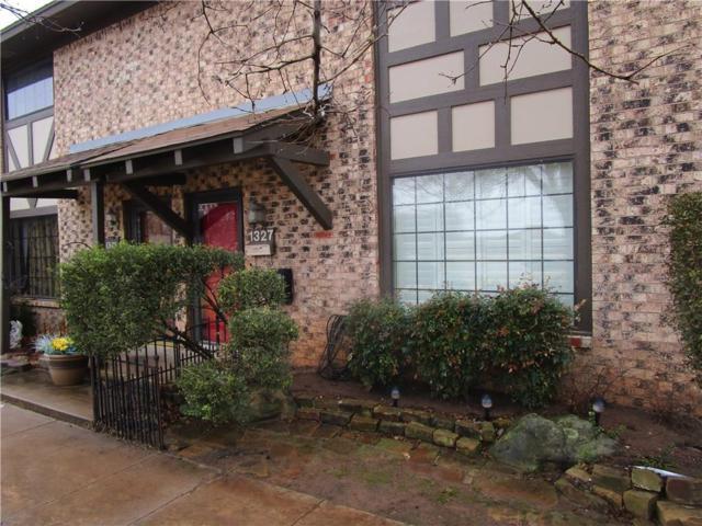 1327 Canterbury, Altus, OK 73521 (MLS #807199) :: Barry Hurley Real Estate