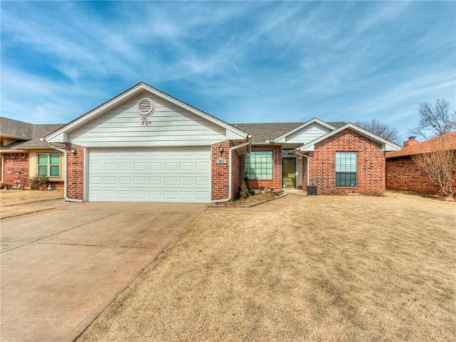 7513 NW 115th, Oklahoma City, OK 73162 (MLS #807271) :: Wyatt Poindexter Group