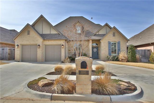 10317 Sunset Lane, Oklahoma City, OK 73120 (MLS #807407) :: Wyatt Poindexter Group