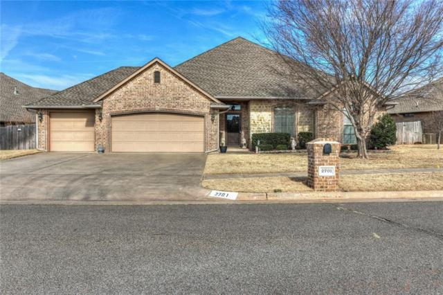 2701 SE 8th Street, Moore, OK 73160 (MLS #807434) :: Wyatt Poindexter Group