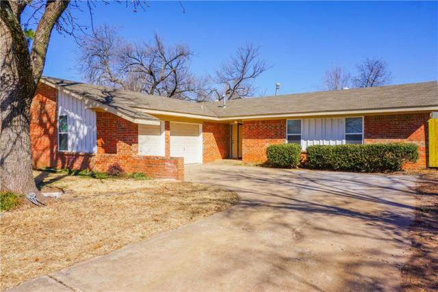 1809 Aiken Court, Norman, OK 73071 (MLS #807566) :: Wyatt Poindexter Group
