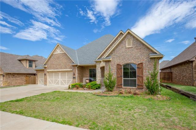 6005 NW 156th Street, Edmond, OK 73013 (MLS #807573) :: KING Real Estate Group