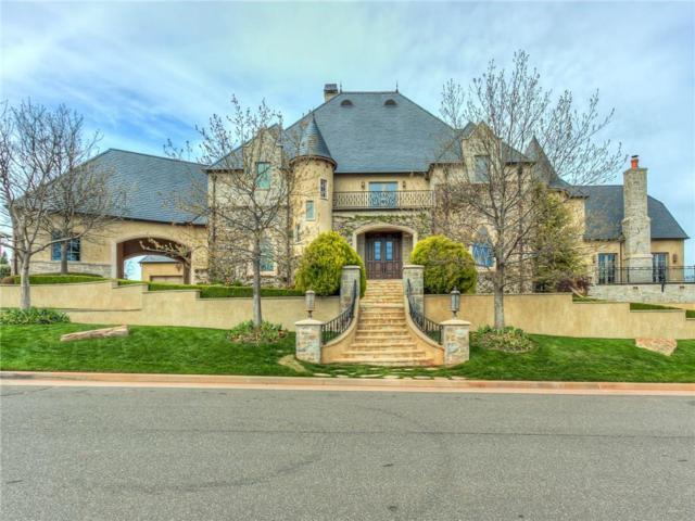5301 Pulchella Drive, Oklahoma City, OK 73142 (MLS #807683) :: Denver Kitch Real Estate