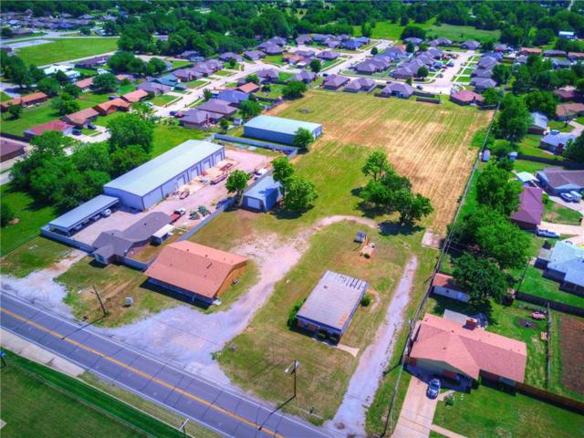 3518 Spencer Road, Spencer, OK 73084 (MLS #807882) :: Wyatt Poindexter Group