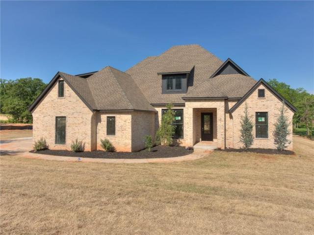 905 Reedser Way, Choctaw, OK 73020 (MLS #808186) :: Wyatt Poindexter Group