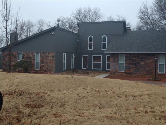 9811 Brush Creek, Norman, OK 73026 (MLS #808209) :: Wyatt Poindexter Group