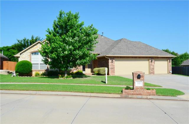 112 Summit Ridge Court, Norman, OK 73071 (MLS #808288) :: Wyatt Poindexter Group
