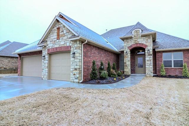 12615 Shady Glen, Choctaw, OK 73020 (MLS #808481) :: Wyatt Poindexter Group