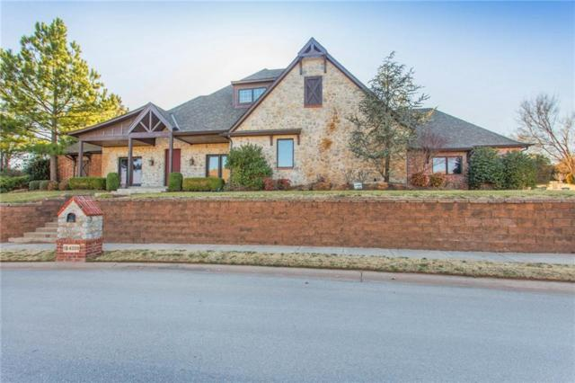 4209 The Ranch Road, Edmond, OK 73034 (MLS #808622) :: Wyatt Poindexter Group