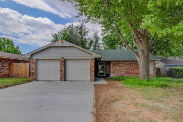 4238 Willowrun Circle, Norman, OK 73072 (MLS #808822) :: Homestead & Co
