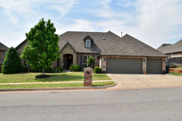 1708 NW 195th Circle, Edmond, OK 73012 (MLS #808888) :: Wyatt Poindexter Group