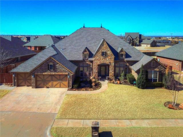 14601 Yorkshire, Oklahoma City, OK 73142 (MLS #808954) :: Wyatt Poindexter Group