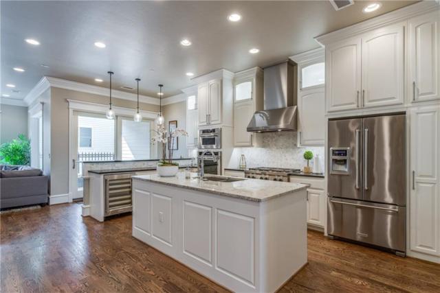 418 NE 1st Terrace, Oklahoma City, OK 73104 (MLS #809039) :: Erhardt Group at Keller Williams Mulinix OKC