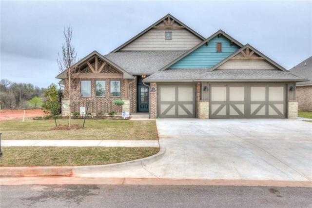 2004 Edgewater Drive, Moore, OK 73160 (MLS #809171) :: Barry Hurley Real Estate