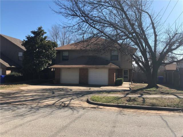 4122 Heritage Place, Norman, OK 73072 (MLS #809383) :: Wyatt Poindexter Group