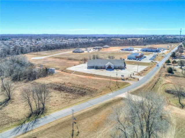 000 Harper Road, Choctaw, OK 73020 (MLS #809411) :: KING Real Estate Group