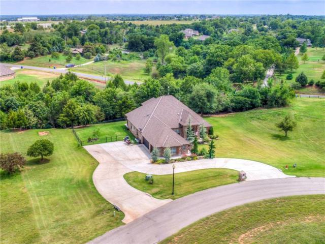 4608 Riata Circle, Tuttle, OK 73089 (MLS #809471) :: Erhardt Group at Keller Williams Mulinix OKC
