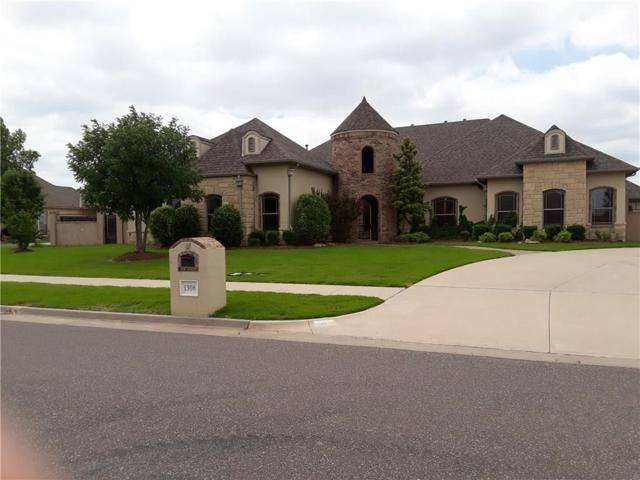 1308 Willow Bend Blvd., Moore, OK 73160 (MLS #809485) :: Wyatt Poindexter Group