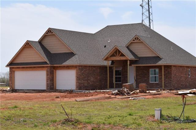 2391 County Road 1260, Blanchard, OK 73010 (MLS #809525) :: Erhardt Group at Keller Williams Mulinix OKC
