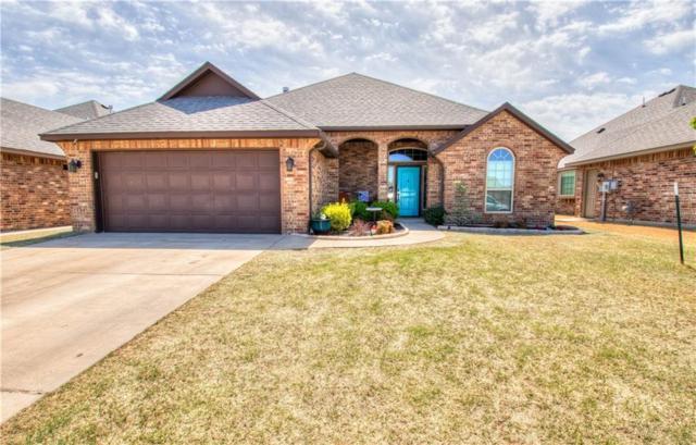 416 168th, Oklahoma City, OK 73170 (MLS #809602) :: Wyatt Poindexter Group