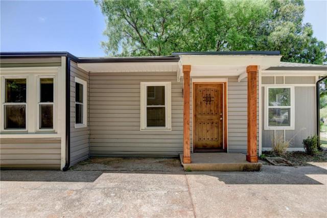 1812 NW 37th Street, Oklahoma City, OK 73118 (MLS #809733) :: Homestead & Co