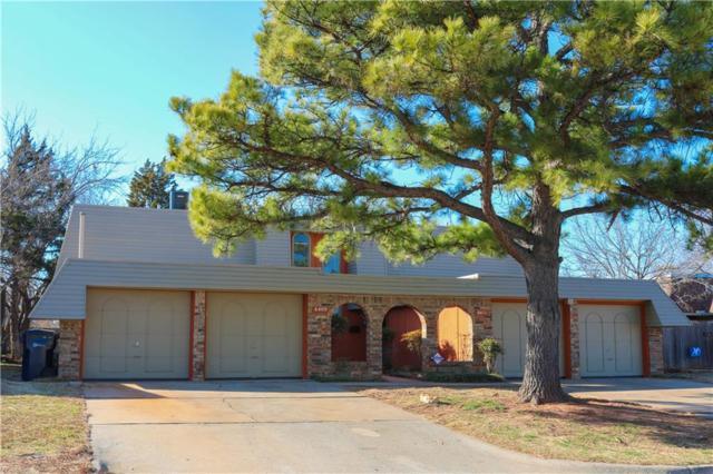 6409 N Peniel Avenue, Oklahoma City, OK 73132 (MLS #810067) :: Erhardt Group at Keller Williams Mulinix OKC