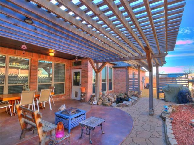 11801 Asbury Court, Oklahoma City, OK 73162 (MLS #810251) :: KING Real Estate Group