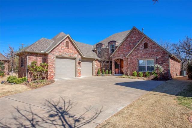 7916 Nichols Gate Circle, Oklahoma City, OK 73116 (MLS #810317) :: Homestead & Co