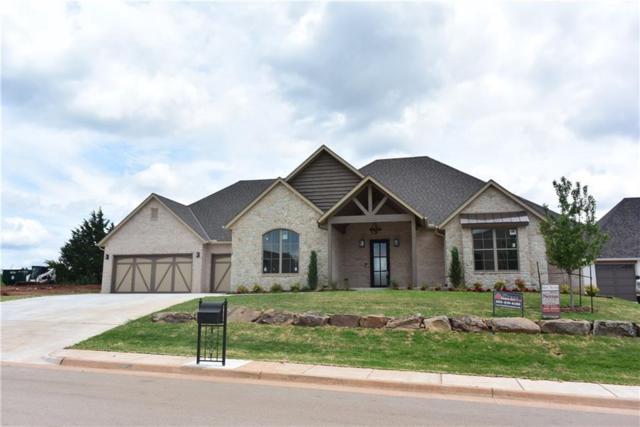 3116 Hillside Drive, Edmond, OK 73012 (MLS #810358) :: Homestead & Co