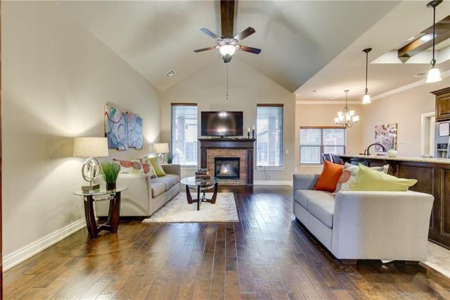 1117 Samantha Lane, Moore, OK 73160 (MLS #810384) :: KING Real Estate Group