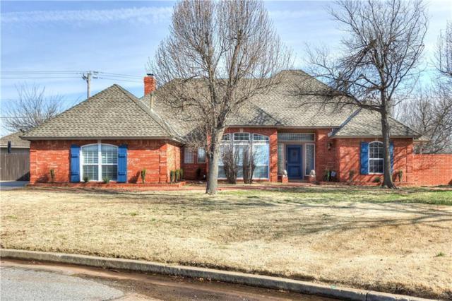 11632 Kingswick Drive, Oklahoma City, OK 73162 (MLS #810514) :: Erhardt Group at Keller Williams Mulinix OKC