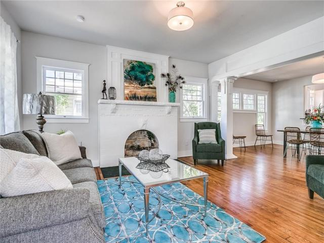 910 NW 21st, Oklahoma City, OK 73106 (MLS #810580) :: Barry Hurley Real Estate