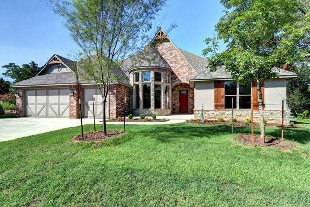 7309 Thunder Canyon, Edmond, OK 73034 (MLS #810647) :: Homestead & Co