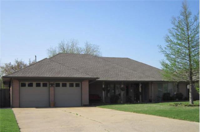 2704 NW 58th Street, Oklahoma City, OK 73112 (MLS #810672) :: KING Real Estate Group