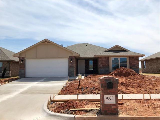 9020 SW 48th Terrace, Oklahoma City, OK 73179 (MLS #810737) :: Barry Hurley Real Estate