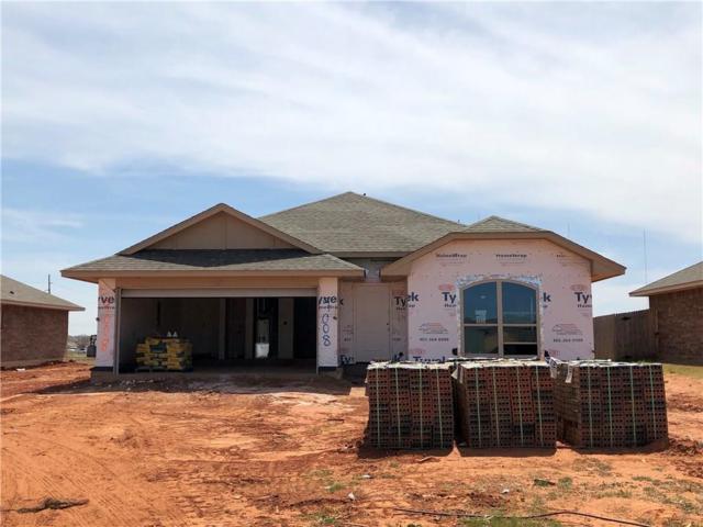9008 SW 48th Terrace, Oklahoma City, OK 73179 (MLS #810770) :: Barry Hurley Real Estate