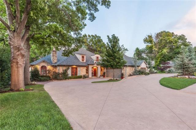 6104 Oak Tree Road, Edmond, OK 73025 (MLS #811004) :: Homestead & Co