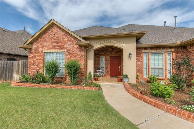 16216 Royal Crest Lane, Edmond, OK 73013 (MLS #811005) :: Wyatt Poindexter Group
