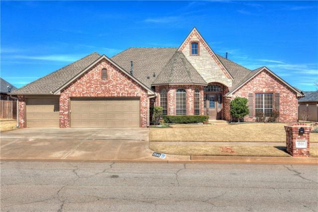 1501 NW 171 Street, Oklahoma City, OK 73012 (MLS #811045) :: Homestead & Co