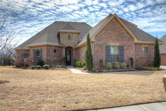 1316 Brayhill, Edmond, OK 73003 (MLS #811165) :: Wyatt Poindexter Group