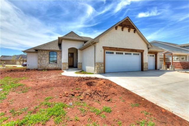 13517 Stonedale Drive, Oklahoma City, OK 73142 (MLS #811429) :: Wyatt Poindexter Group