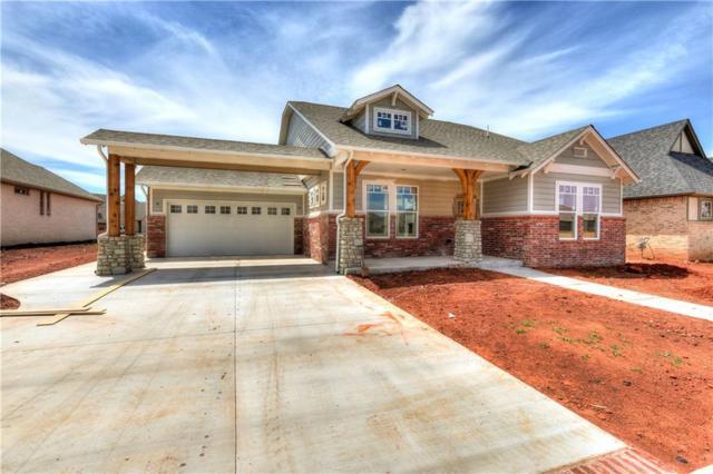 13521 Stonedale Drive, Oklahoma City, OK 73142 (MLS #811440) :: Wyatt Poindexter Group