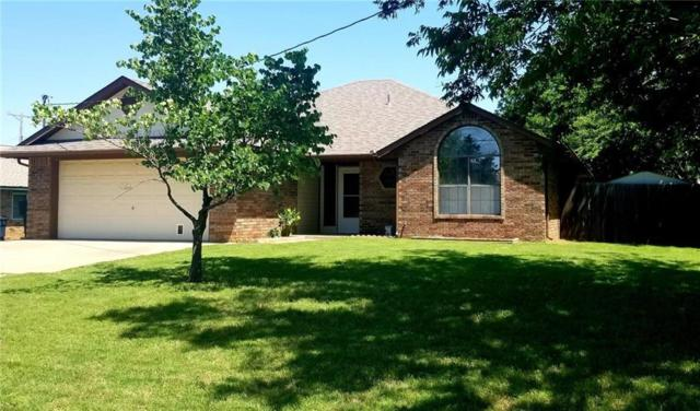 511 W Central, Stroud, OK 74079 (MLS #811584) :: Wyatt Poindexter Group